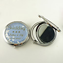 Personalized Compact Mirror - Breath of Spring