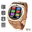 brillante - 1.6 pulgadas del telfono celular reloj (bluetooth, reproductor de MP3/MP4)