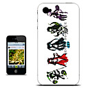 Black Rock Shooter All Characters Cute Version Anime Case for iPhone 4/4s