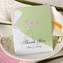 Thank You Card - Wedding Dress (Set of 50)