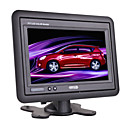 7 pouces TFT LCD de voiture stand / appuie-tte de surveiller