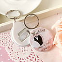 Personalized Bottle Opener/Key Ring - More Designs (Set of 12)