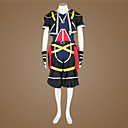 cosplay costume ispirato da kingdom hearts sora