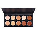 10 Colors Professional Powder Pro Coverage Palette