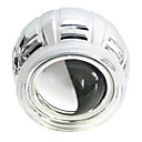 g229 angel eyes faros de xenn con la lente del proyector, 2pcs