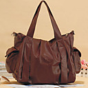 signore 'double sided borsa ecopelle