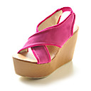 Suede Wedge Sandals For Party/Evening (More Colors)