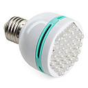 E27 3W 290LM 6000-6500K Natural White Light LED Spot Bulb (110-240V)