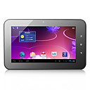 Knight - 7 Zoll Android 4,0 Tablette mit 5 Punkten kapazitiven Touchscreen (8 GB, 1,2 GHz, HDMI-Ausgang)