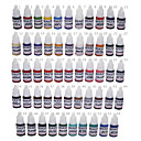 High Quality 54 Color Tattoo Ink Set 54*10ml