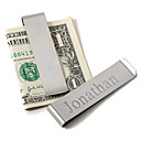 Personalized Men's Basics Money Clip