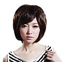 Hand Tied Medium Natural Wavy Mixed Hair Wig with UVP Antimicrobial Net