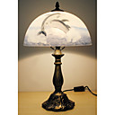 1 - la lumire table lumineuse  l'antique modle de style dauphin d'inspiration