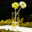 Classic Design Clear Glass Vase Centerpiece