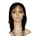 Lace Front Short Yaki Straight 100% India Reme Hair Wig Multiple Colors Available