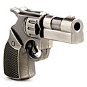 8gb pistola revolver stile usb flash drive (marrone)