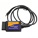 elm327 interface USB v1.4 obd 2 outil de scanner auto-diagnostic