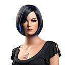 Capless Fashion Bob Style High Quality Synthetic Straight Wigs
