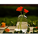 Artistic Wedding Bell Shaped Glass Vase