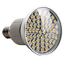 E14 3528 SMD 60-LED Warm White 150-180LM Light Bulb (230V, 3-3.5W)