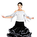 Dancewear Viscose Modern Dance Top For Ladies