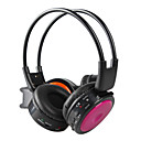 casque pour ipod ipad casque sans fil mp3 rose