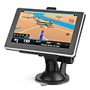 5 inch hd auto GPS-navigator ondersteuning mp3, mp4, 3gp, TF-poort (splinter)