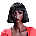 Capless High Quality Synthetic Short Bob Style Straight Charming Wig