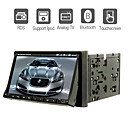 DVD Player Automotivo 7 polegadas iPod Bluetooth TV RDS