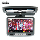 ouku - 9 Zoll Deckenmonitor Auto DVD-Player mit Spielen