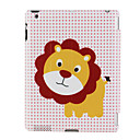 Thin Case with lion pattern case for iPad2 and the new iPad