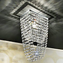 60W Luxuriant Flush Mount Light with Crystal Beads