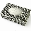 Personalized Beautiful Zinc Alloy Vintage Women's Jewelry Holders