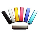 Stylish 2400mAh External Battery for iPhone, Cellphone, MP3 etc.(Random Colors)