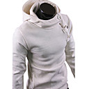 Men's Solid Color Sport Hood