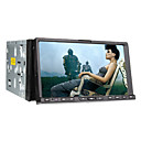 7 polegadas 2DIN Car DVD Player com 3D User Interface (GPS, DVB-T, Bluetooth, PIP, RDS, 800x480)