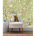 Spring Blossoms Nature Mural