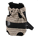 Heart Design Legs-Out Mesh Dog Carrier Package (S-L)