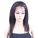 Full Lace Wig With Stretch On The Crown 100% Yaki Straight Virgin Hair Wig