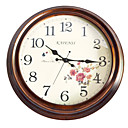 Country Style Blossom Wall Clock