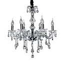 Lmpara Chandelier con 6 Bombillas - BLYTH