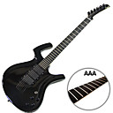 Derulo - (PARK) Alder Electric Guitar with Bag/Strap/Picks/Cable/Whammy Bar