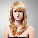 Capless Long 100% Human Hair Lovely Curly Hair Wig