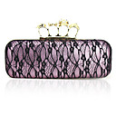 Elegante Metall Lace Evening Handbag / Kupplungen (More Colors)