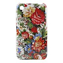 Flower Design Hard Case for iPhone 3G and 3GS