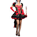 Robe Sexy Rouge franaise Pucelle princesse adulte de costume de Halloween