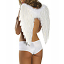 Sexy femmes blanches ailes d'ange Feather (1 Pieces)
