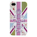 UK Flag Hard Case for iPhone 4 and 4S