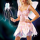 Wizard of Oz Sexy Glinda de Goede Heks Adult Halloween Costume (3stuks)