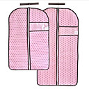 Lovely Pink Breathable Wedding Garment Bag